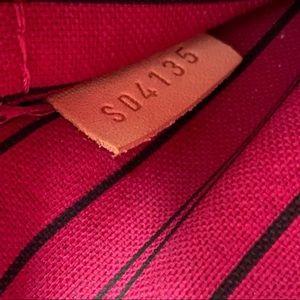 Louis Vuitton Bags - Louis Vuitton NEVERFULL MM Peony Monogram